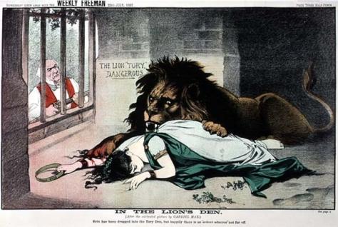 1887-07-23_O'Hea_In_the_Lion's_Den